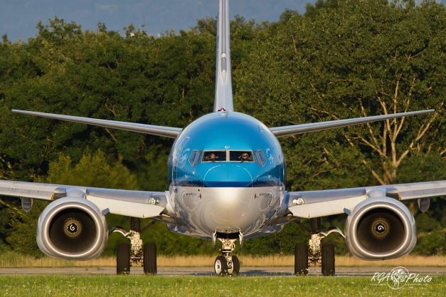 Boeing 737-700 - PH-BGI - KLM - GVA/LSGG 26.07.2014