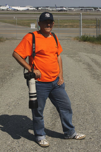 Remo Garone à Anchorage - Juin 2013