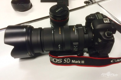Sigma 50-500mm F/4,5-6,3 DG OS HSM sur Canon EOS 5D MkIII