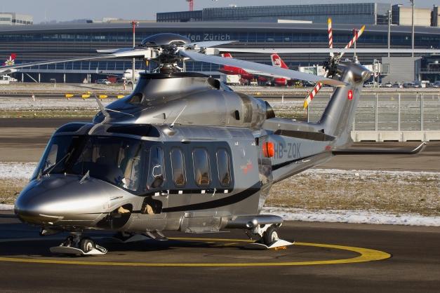 Agusta-Westland - ZRH - 21.01.2016