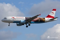 A320-214 - OE-LBS - Austrian Airlines - FRA/EDDF - 30 Mai 2015