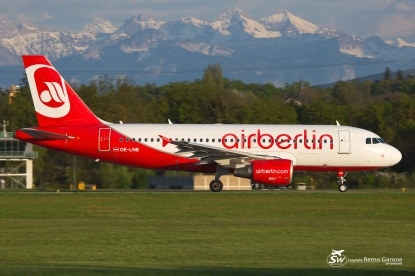 A319-112 - OE-LNB - Niki (Air Berlin) - GVA/LSGG - 23 Avril 2015