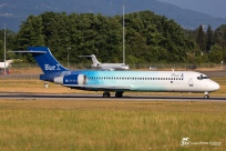 B717-2K9 - OH-BLO - Blue1 - GVA/LSGG - 19 Juillet 2015