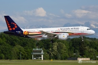 A320-214 - OO-SNC - Brussels Airlines - GVA/LSGG - 18 Mai 2015