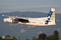Fokker 50 (OO-VLF) - VLM Airlines - GVA/LSGG - 30 Juillet 2015