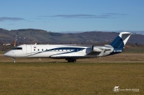 Challenger 850 (RA-67232) - Ak Bars Aero - GNB/LFLS - 10 Janvier 2015