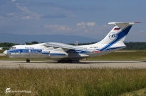 IL-76 (RA-76511) - Volga-Dnepr Airlines - GVA/LSGG - 4 Juin 2015