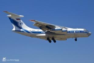 IL-76 (RA-76952) - Volga-Dnepr Airlines - GVA/LSGG - 27 Mai 2015