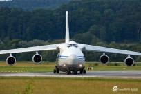 """An-124 """"Ruslan"""" (RA-82038) - Russia Air Force - ZRH/LSZH - 17 Juin 2015"""