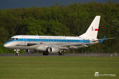 ERJ-170-200LR (SP-LIE) - LOT Polish Airlines - GVA/LSGG - 25 Avril 2015