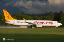 B737-82R (TC-AVP) - Pegasus Asia - GVA/LSGG - 25 Avril 2015