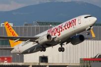 B737-82R (TC-CPD) - Pegasus Airlines - GVA/LSGG - 22 Août 2015