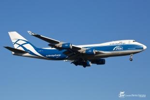 """B747-46NF/ER/SCD (VP-BIM) - AirBridgeCargo Airlines """"ABC"""" - FRA/EDDF - 2 Octobre 2015"""