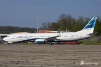 Boeing 737-9HW/ER BBJ3 (VP-CEC) - Privé - GVA/LSGG Genève (P48) - 18 Avril 2015
