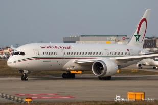 Boeing 787-8 - RAM Royal Air Maroc - CN-RGC - GVA/LSGG 24.03.2016 by Remo Garone