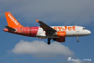 Airbus A319 - easyjet - G-EZBF - GVA/LSGG 23.03.2016 by Remo Garone