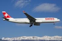 Airbus A330-300 - Swiss - HB-JHM - GVA/LSGG 23.03.2016 by Remo Garone