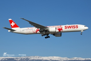Boeing 777-300ER - Swiss - HB-JNA - GVA/LSGG 23.03.2016 by Remo Garone