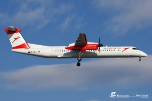 Bombardier DHC8-400Q - My Austrian - OE-LGK - GVA/LSGG 23.03.2016 by Remo Garone