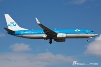 Boeing 737-800 - KLM - PH-BXE - GVA/LSGG 23.03.2016 by Remo Garone