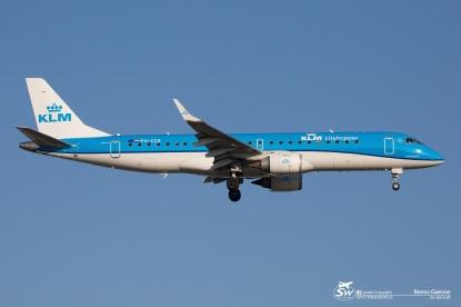 Embraer ERJ-190 - KLM - PH-EZB - GVA/LSGG 23.03.2016 by Remo Garone