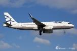 Airbus A320 - Aegean - SX-DGZ - GVA/LSGG 23.03.2016 by Remo Garone