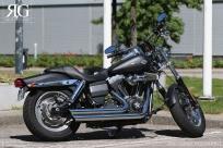 Harley Davidson Fat Bob - 08.09.2016 - Le bébé de mon ami et collègue Michael